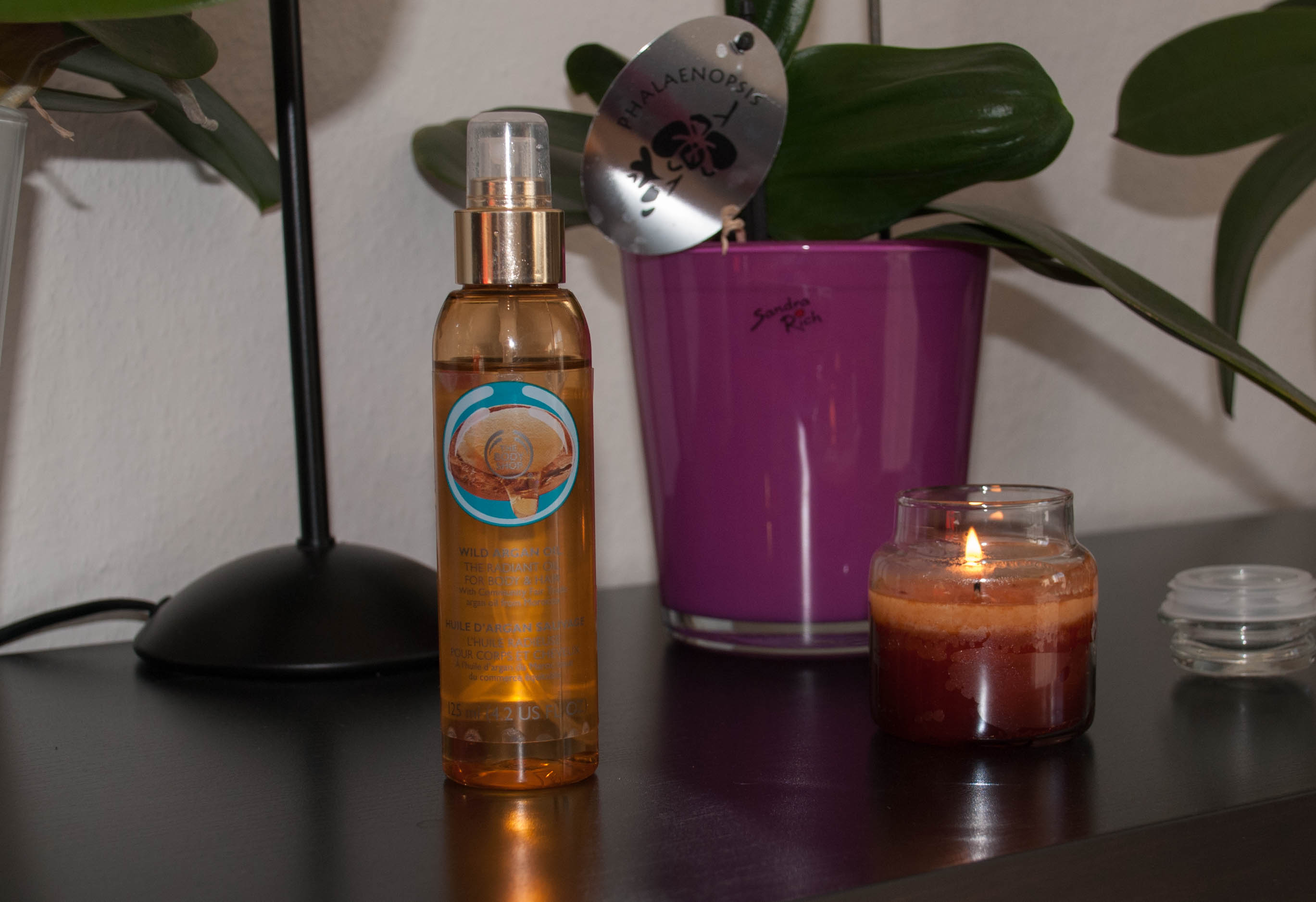 The Body Shop Radiant Oil