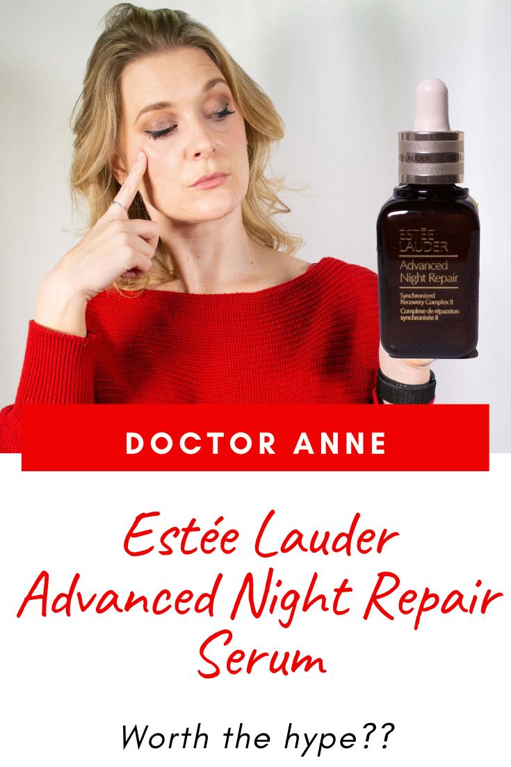 Estee Lauder Advanced Night Repair Serum Review- Worth the hype