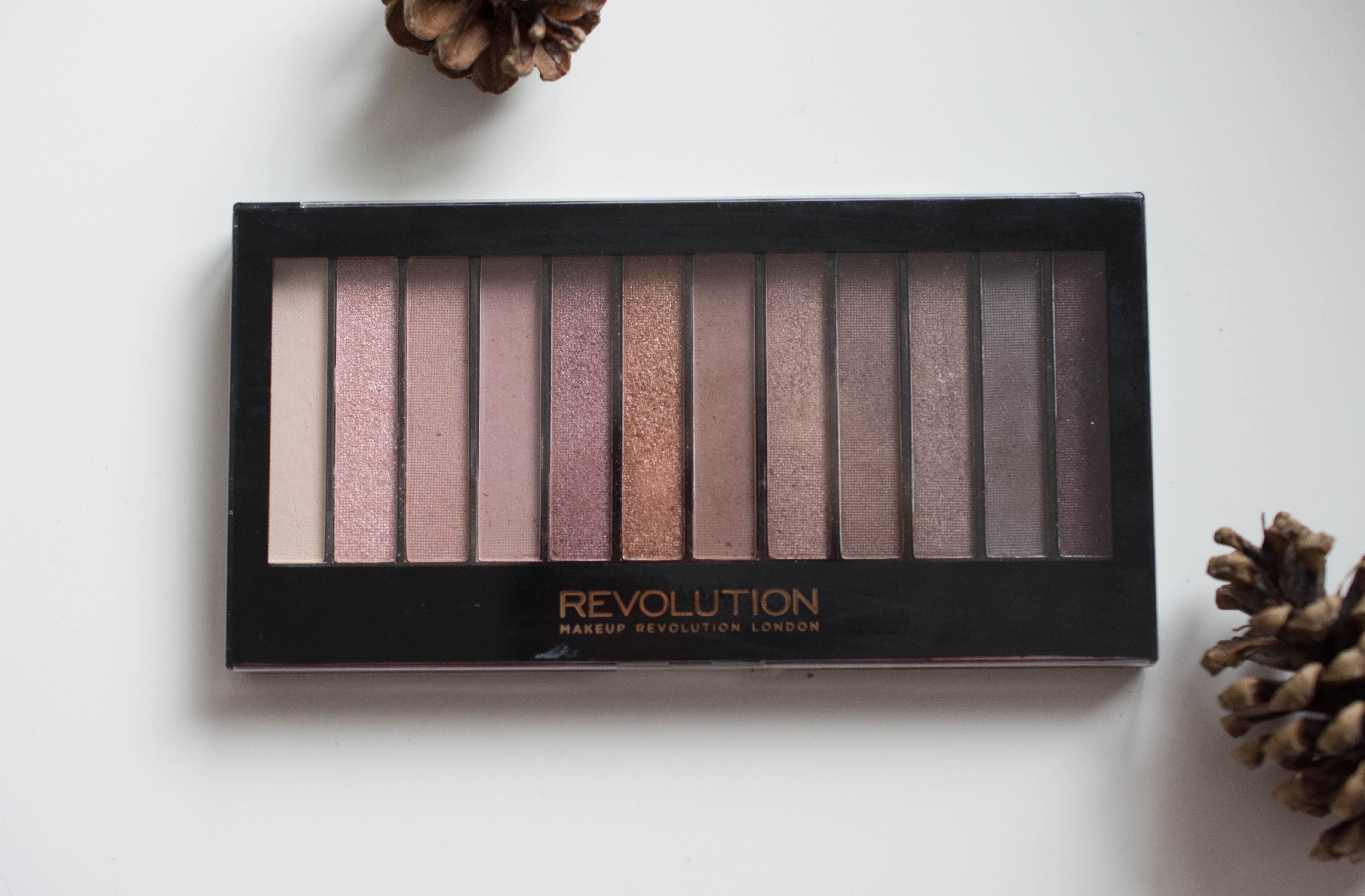 Makeup Revolution London Redemption Iconic 3 palette