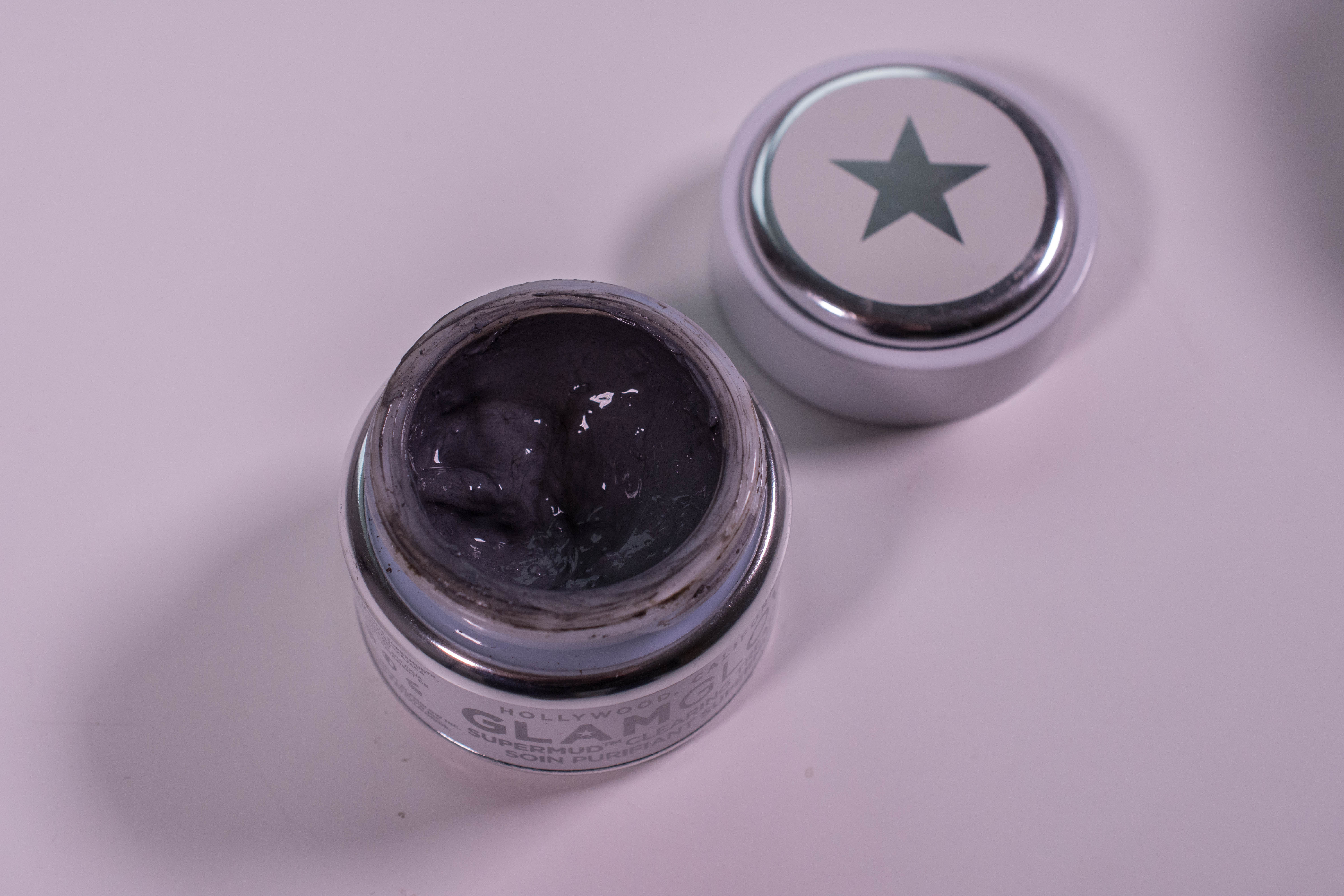 The product - Glam Glow Supermud Clearing Treatment