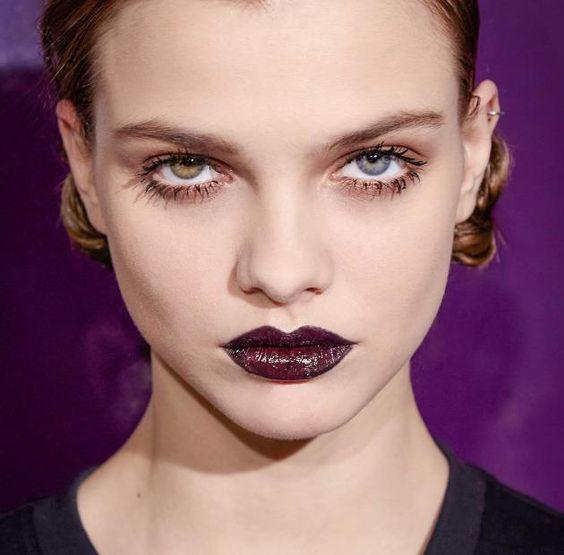 Dior Fall 2016 - the makeup