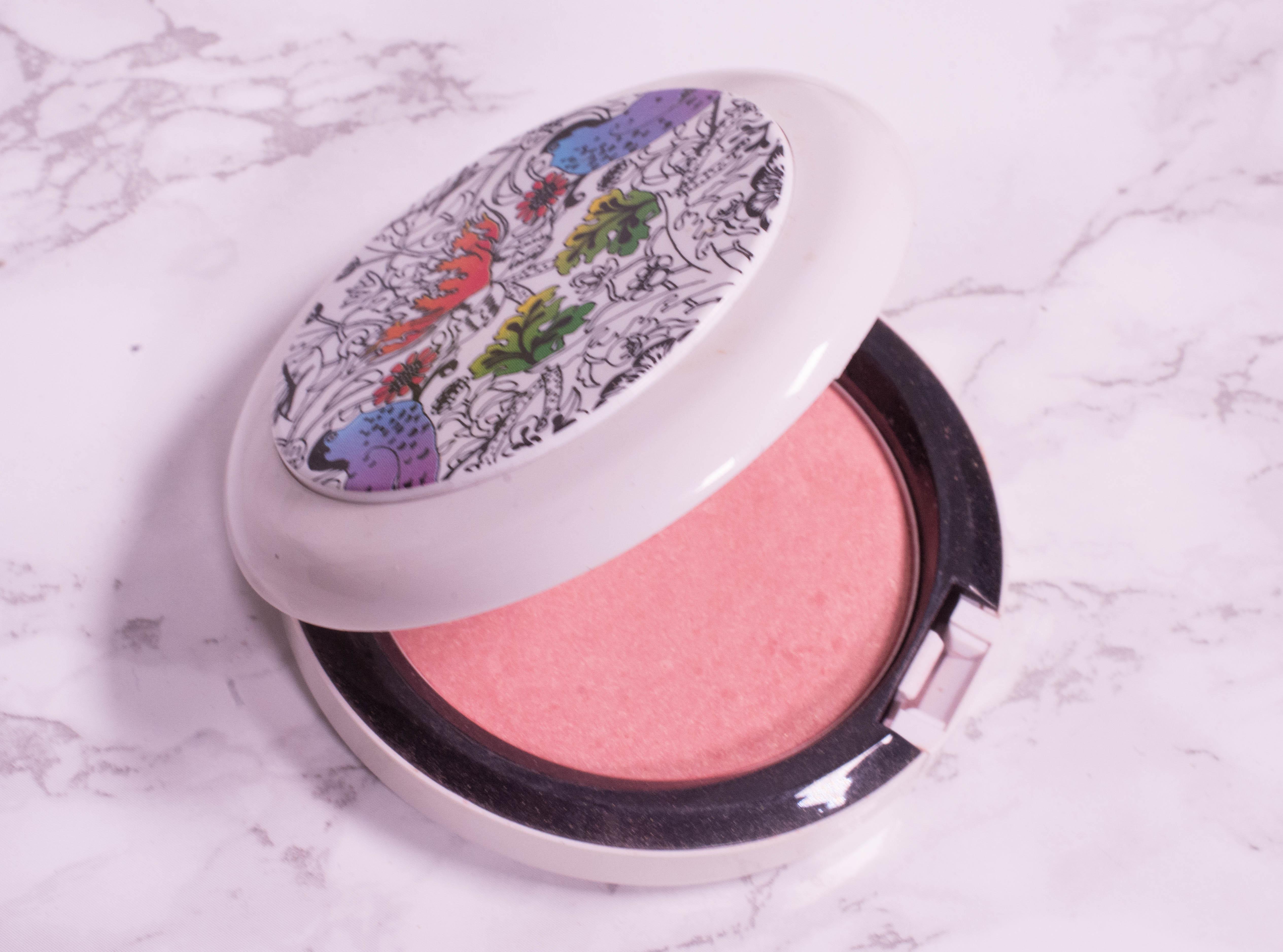 MAC Beauty Powder Shell Pearl