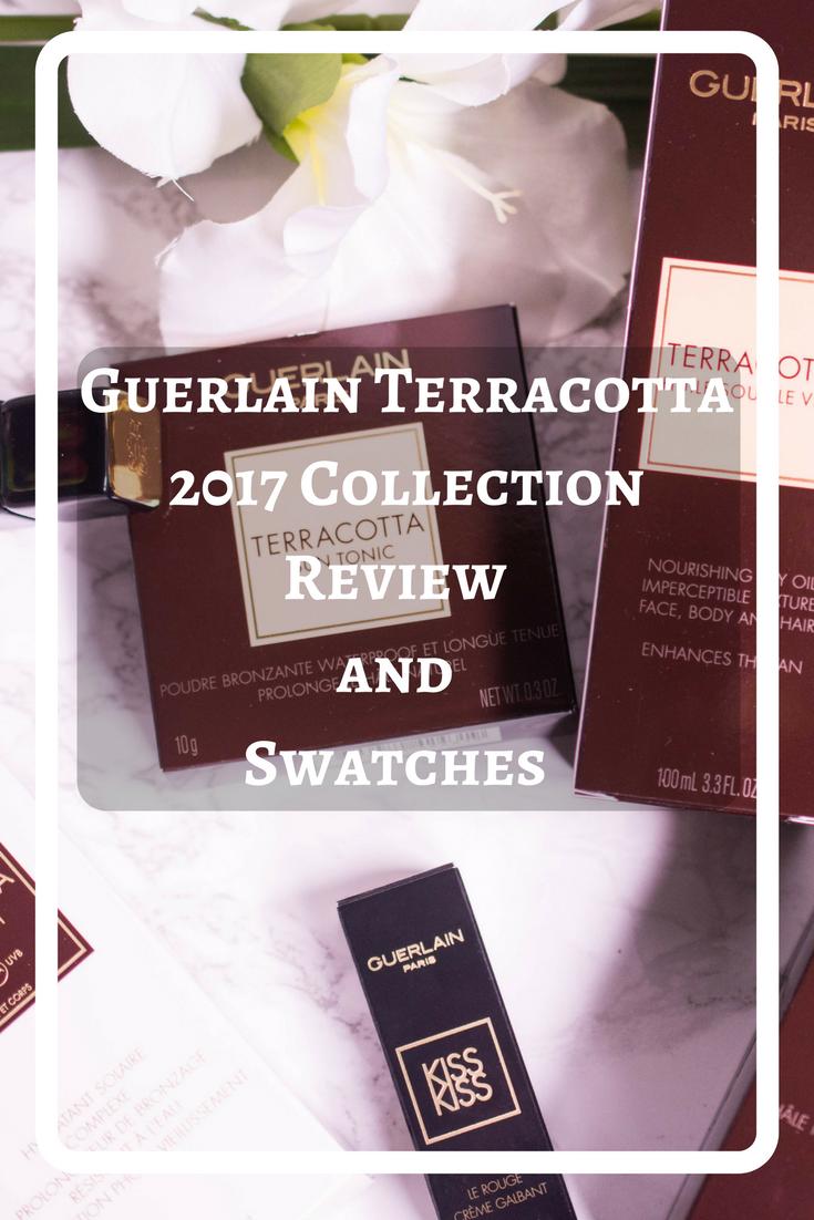 Guerlain Terracotta 2017 Collection