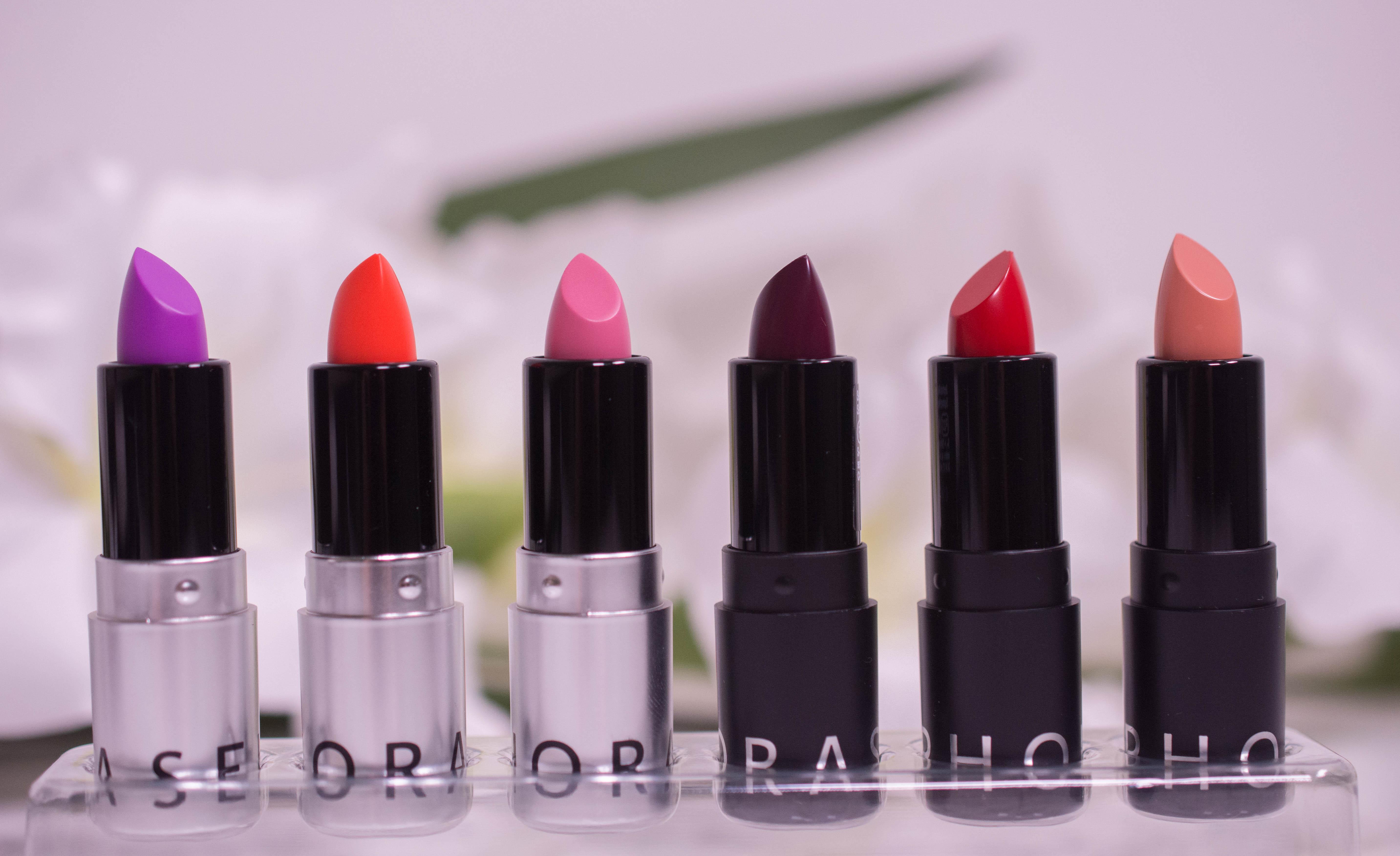 Sephora Rouge Lipstick Set - Cream & Shine