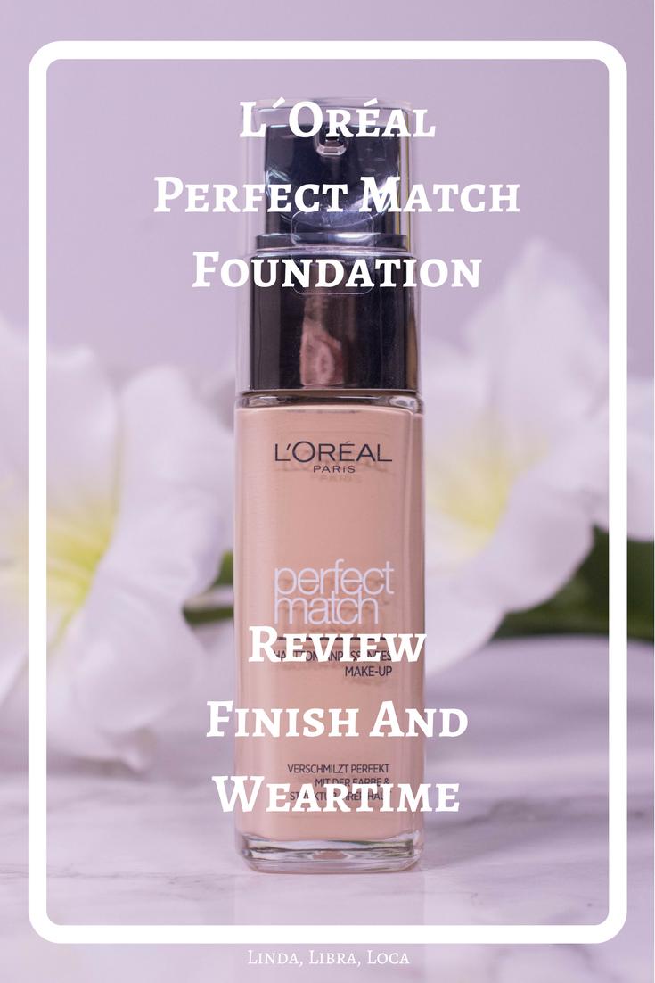 L´Oréal Perfect Match