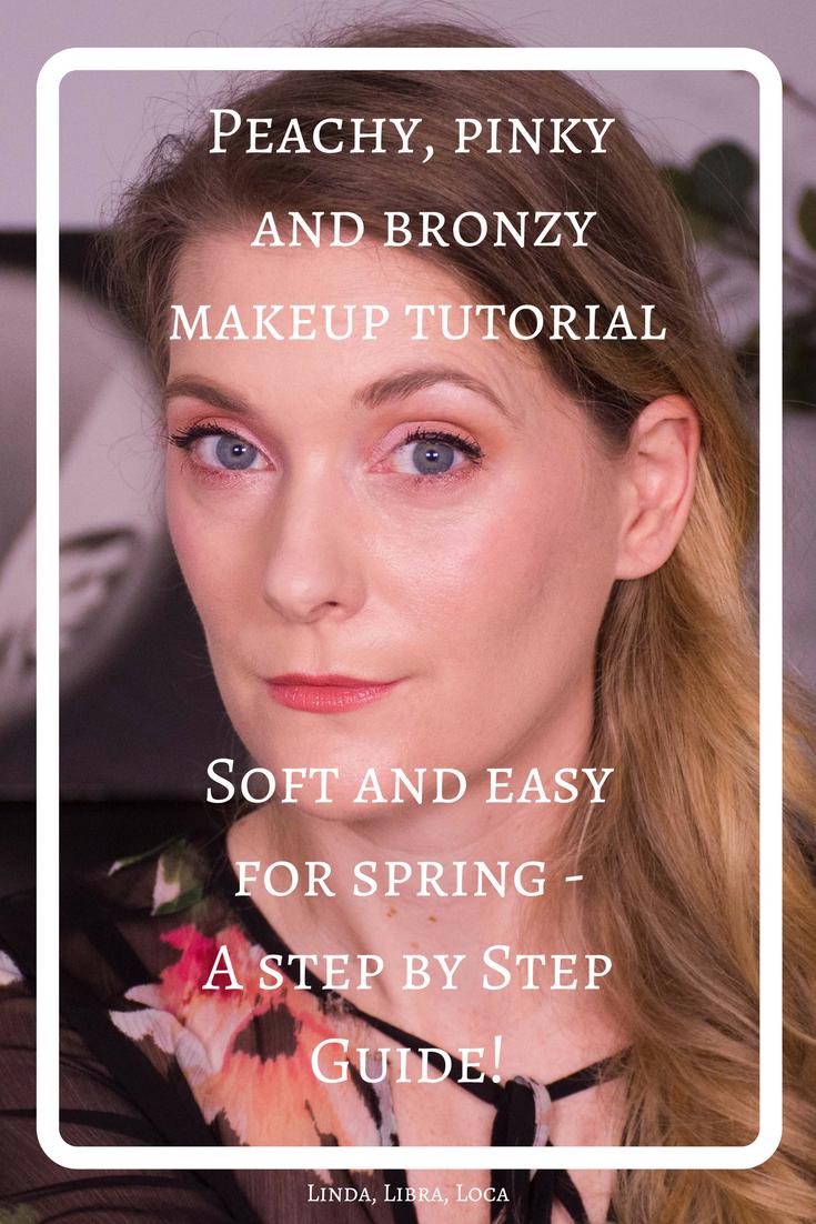 Everyday Spring Makeup Tutorial
