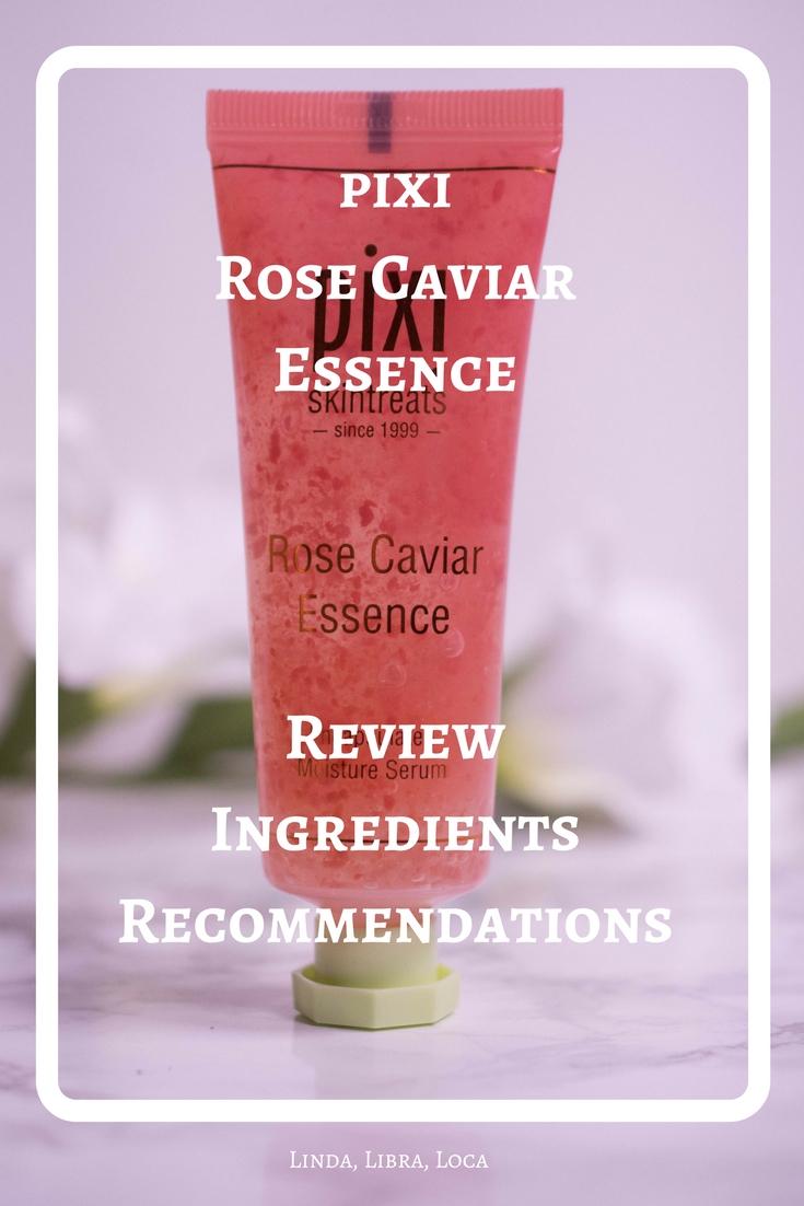pixi Rose Caviar Essence