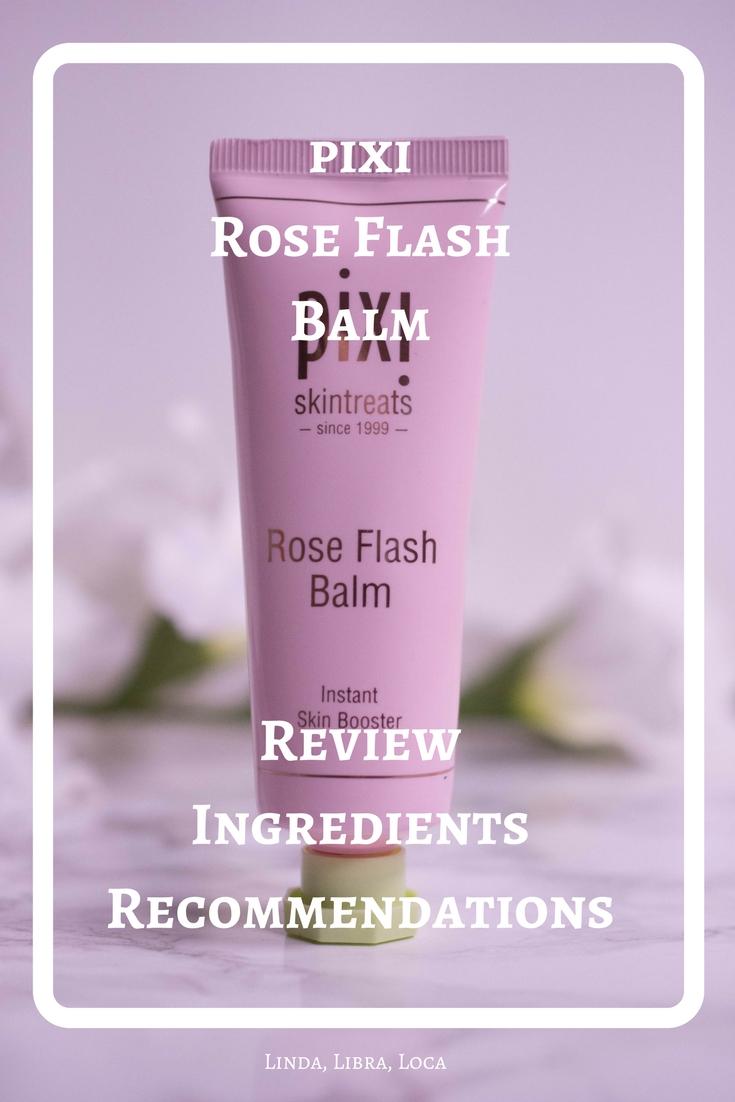 pixi Rose Flash Balm