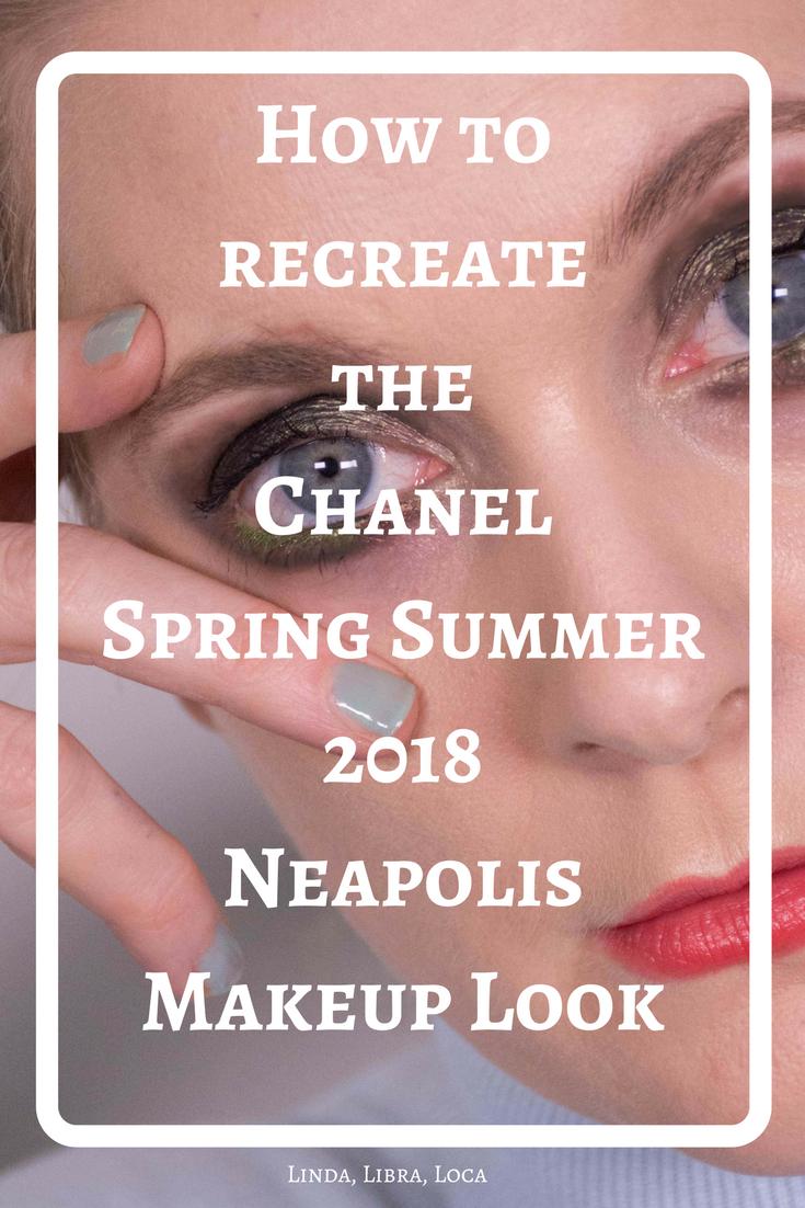 Chanel Spring Summer 2018 Neapolis