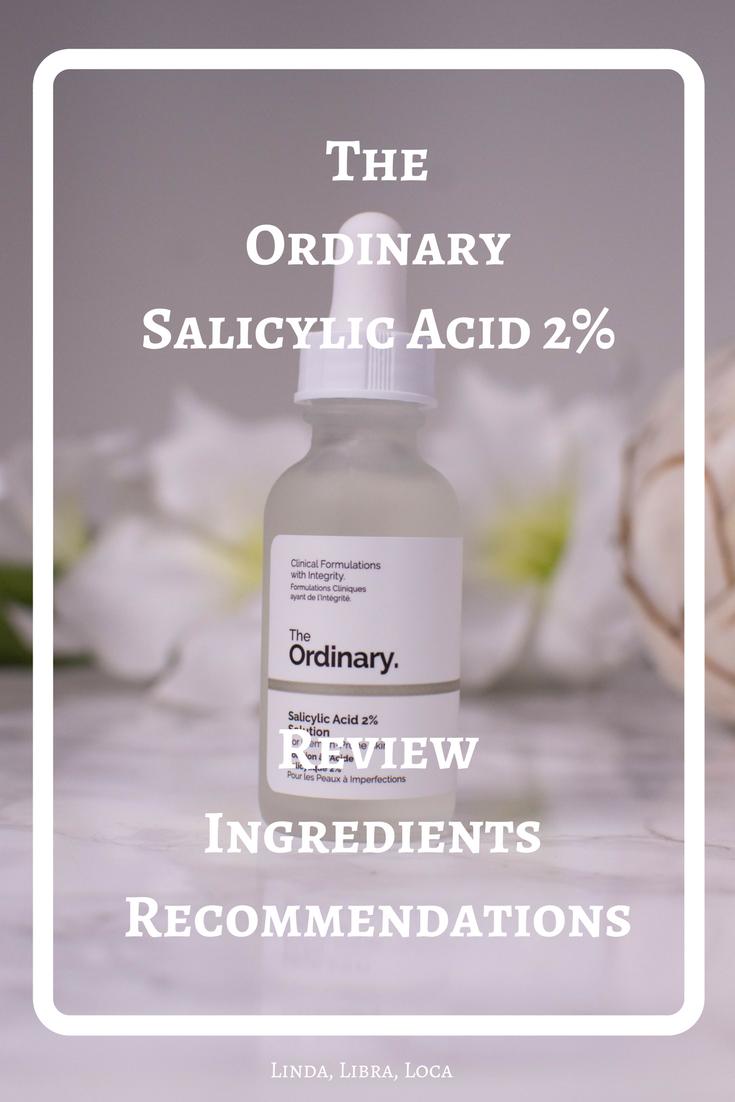 The Ordinary Salicylic Acid 2% Solution