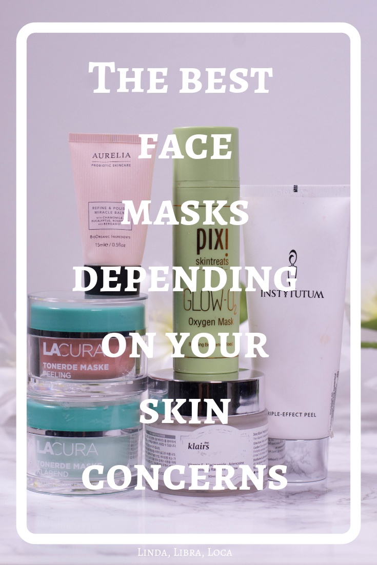 The best face masks for every skin concern