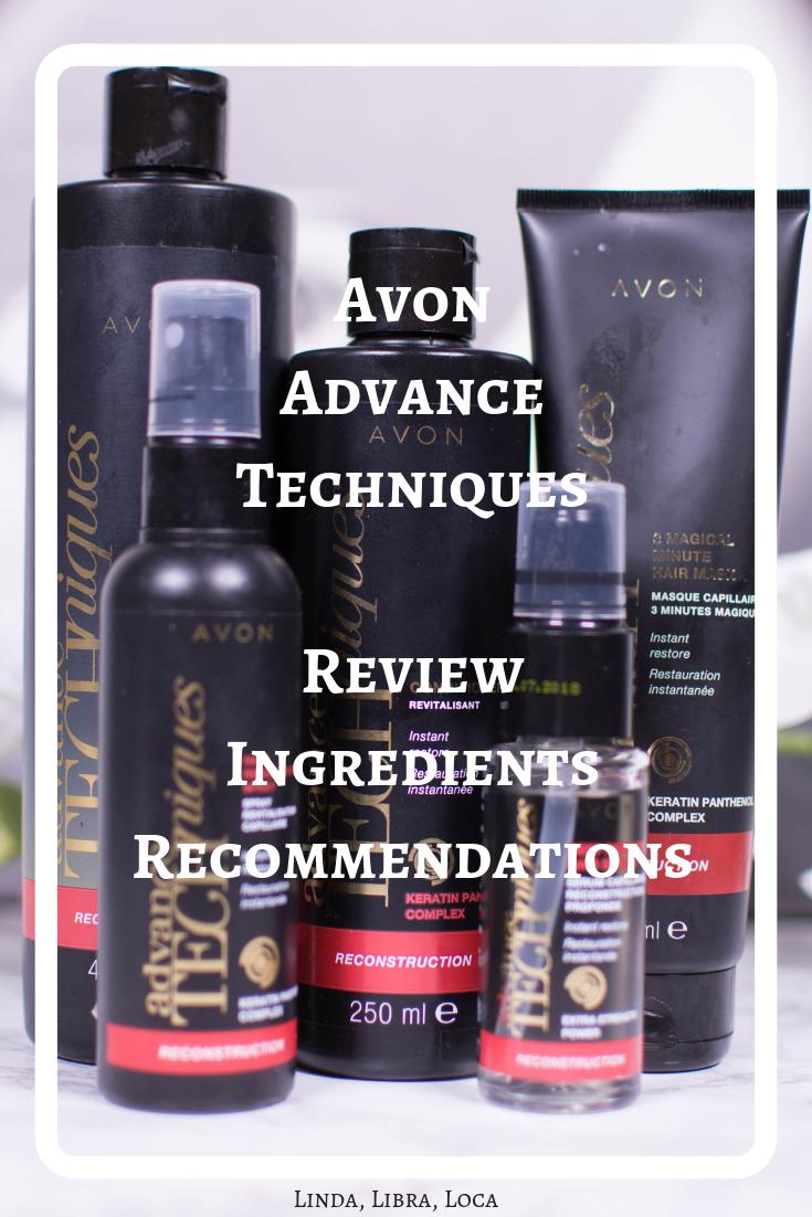 Avon Advance Techniques Instant Restore