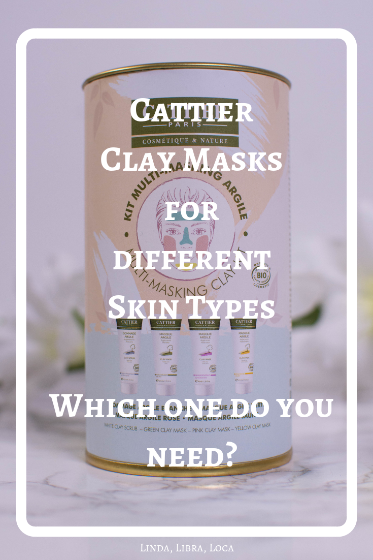 Cattier Clay Face Mask