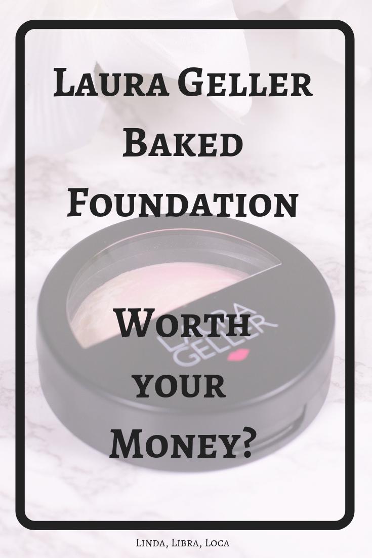 Laura Geller Baked Balance n brighten Foundation