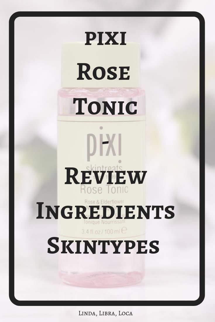 pixi Rose Tonic Review