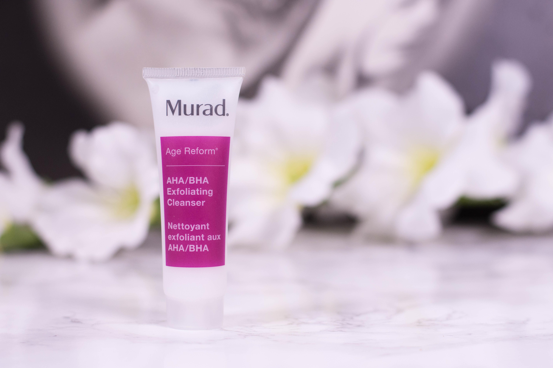 Murad Age Reform AHA/BHA Exfoliating Cleanser
