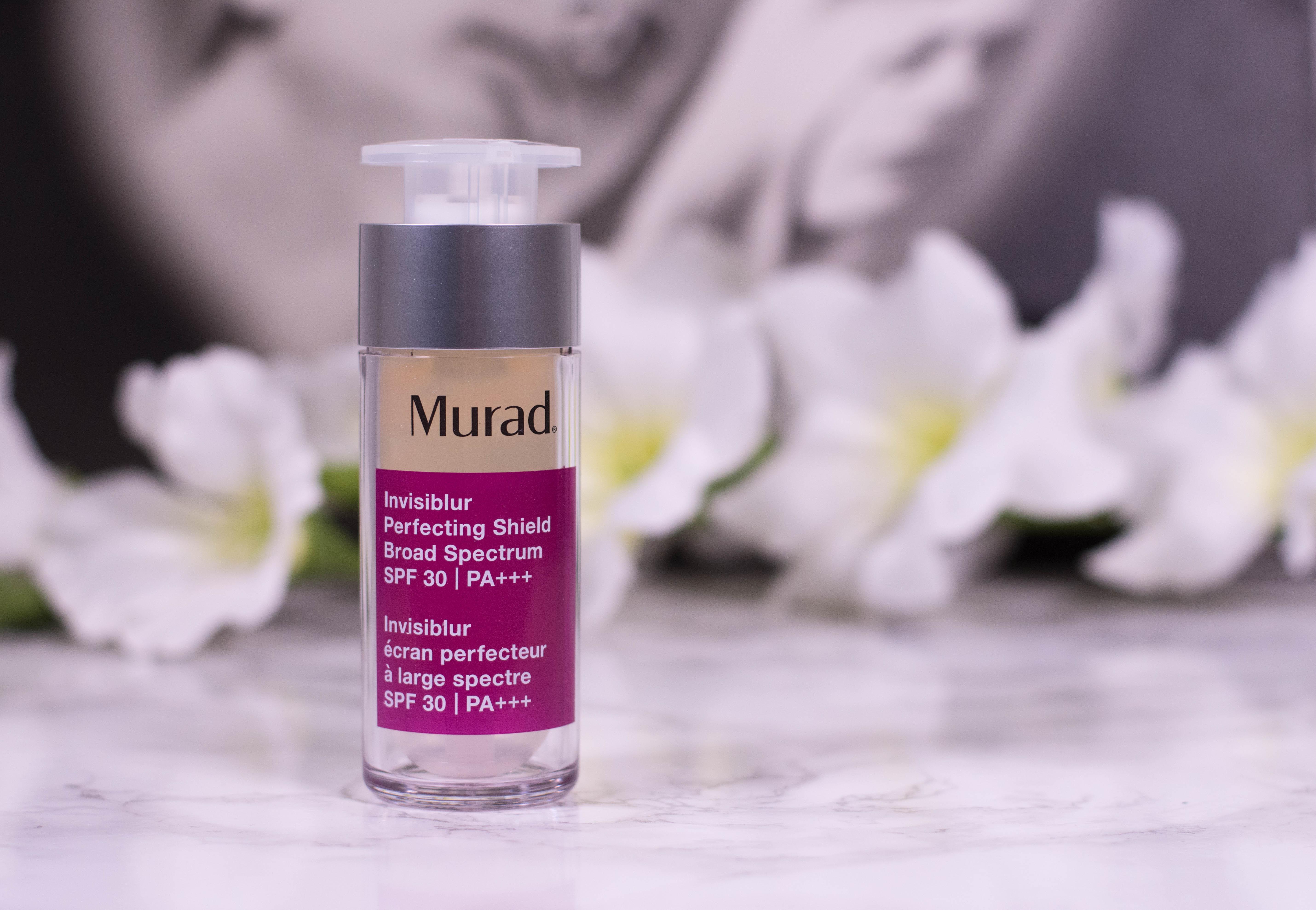 Murad Invisiblur Perfecting Shield Broad Spectrum SPF 30/PA+++