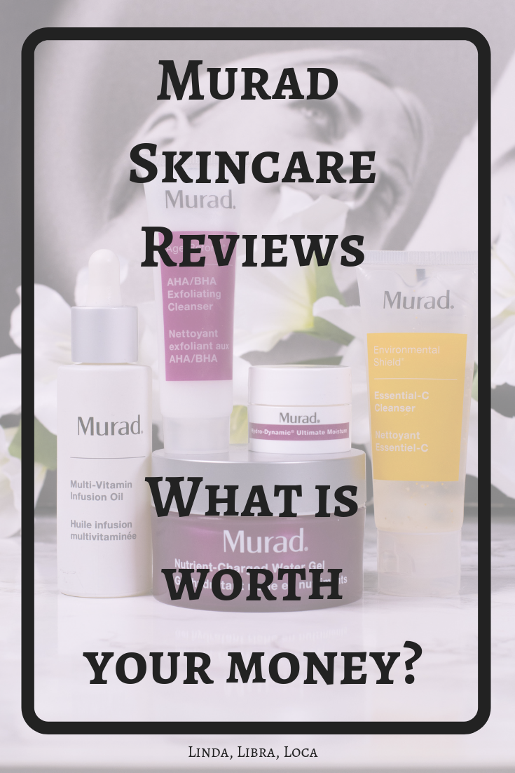 Murad Skincare - What is worth your money?