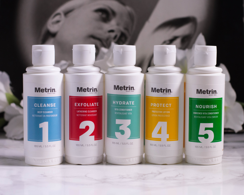 Metrin Skin Care System For Her