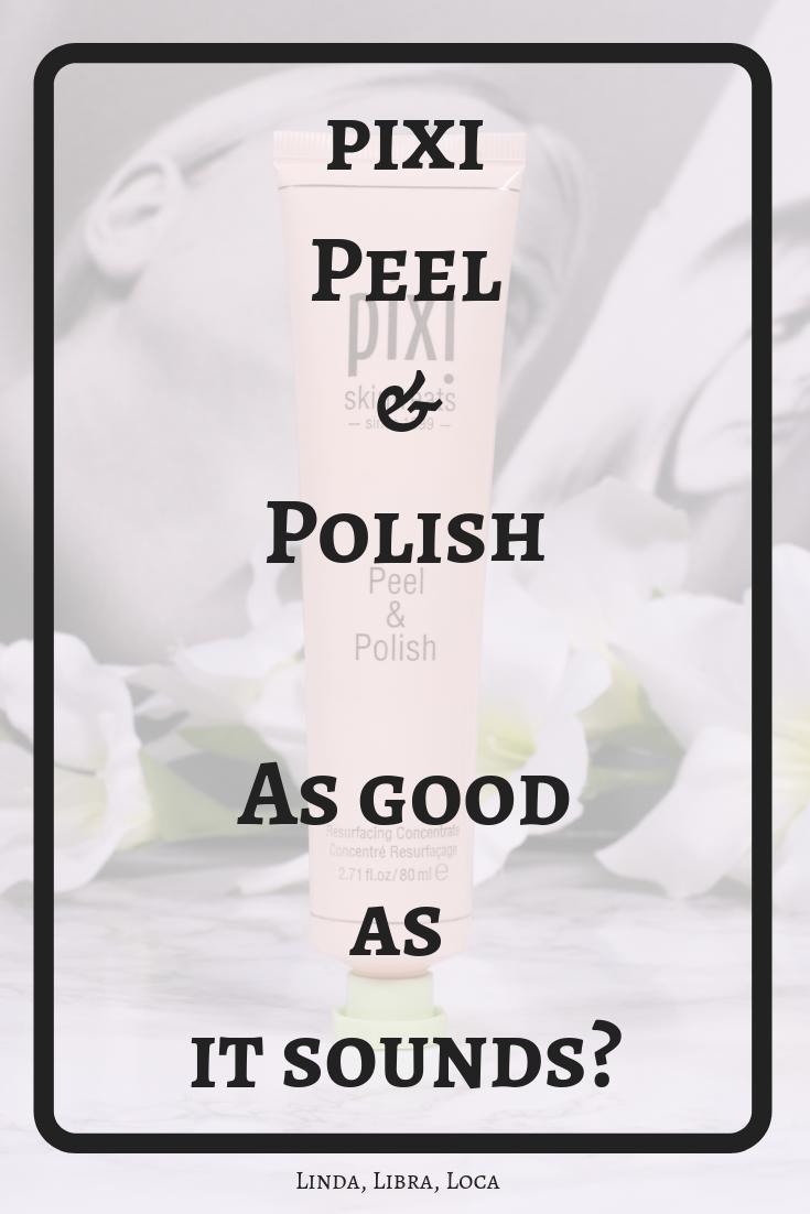 pixi Peel and Polish Review