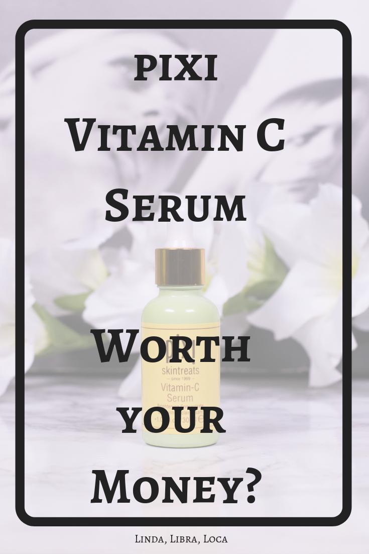 pixi skintreats Vitamin C Serum Review