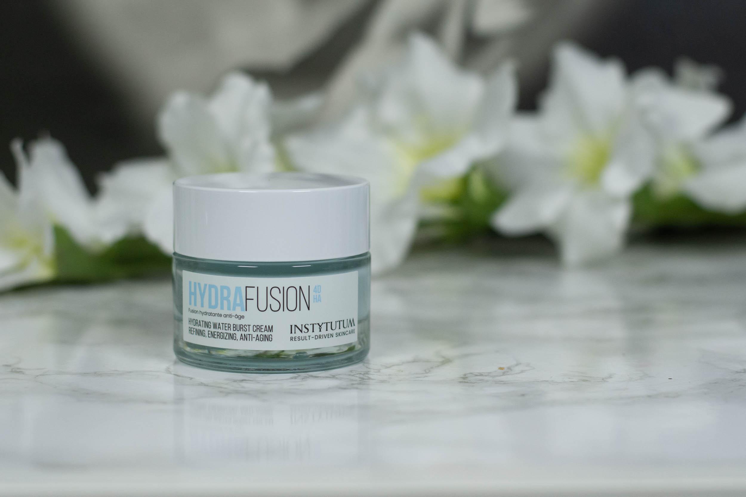 Instytutum Hydrafusion Water Burst Cream Review