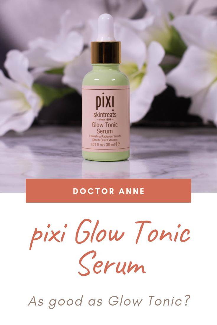 pixi Glow Tonic Serum Review