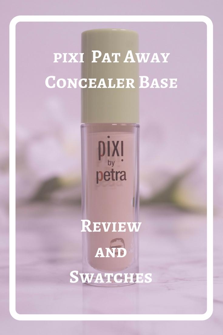 Review: pixi Pat Away Concealer Base