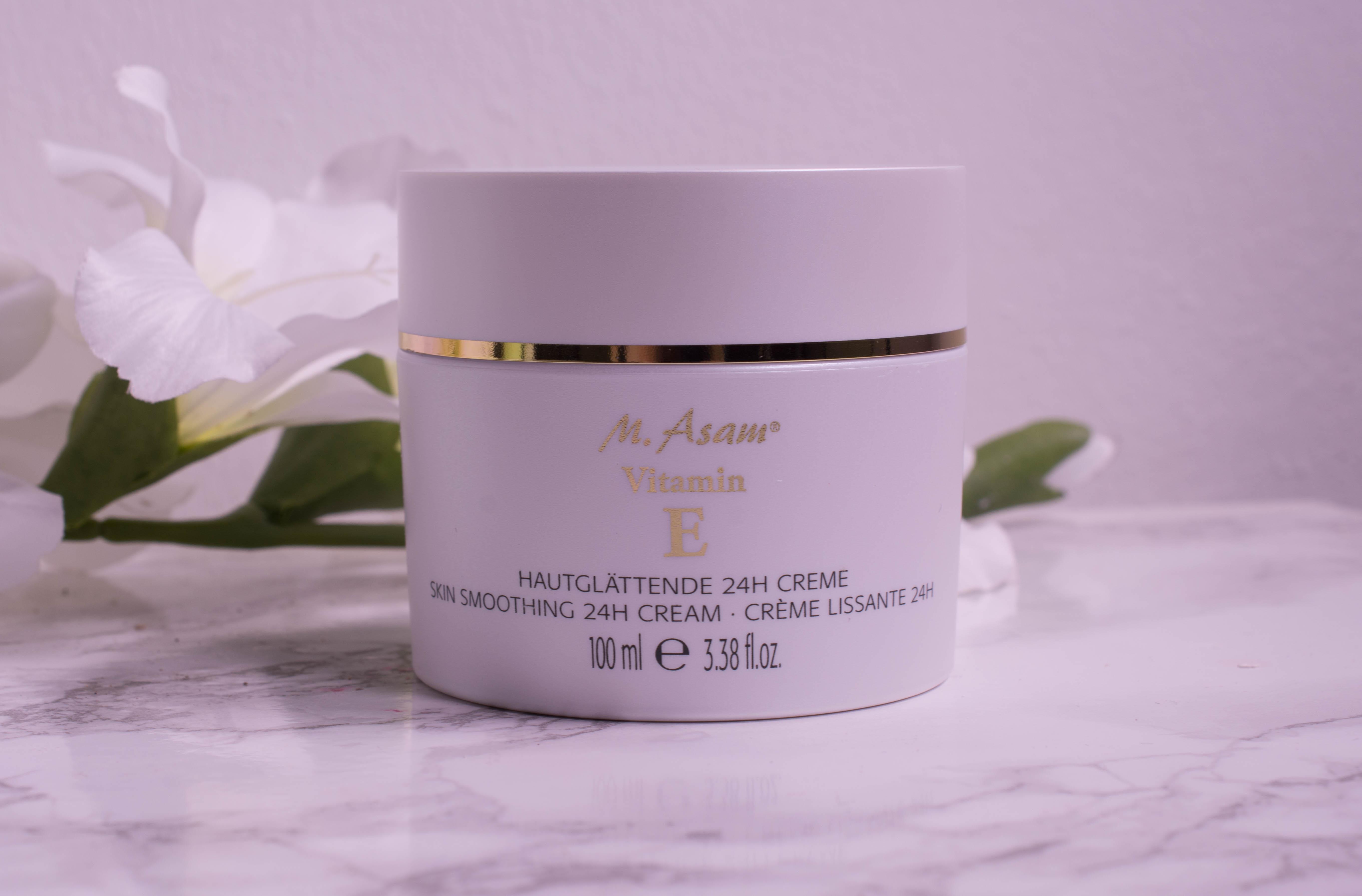 Asambeauty Vitamin E Skin Smoothing 24H Cream