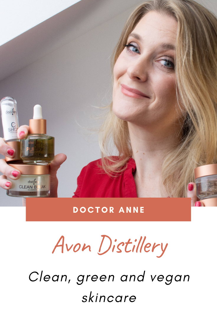Avon Distillery is the new clean, vegan skincare line from AVON cosmetics. But which one of the products is actually worth your money?