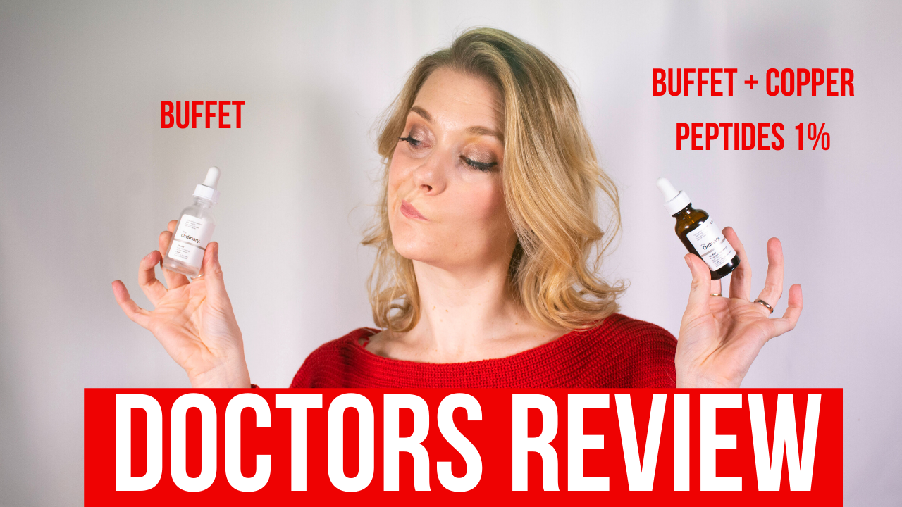 """The Ordinary """"Buffet"""" vs The Ordinary """"Buffet"""" + Copper Peptides 1% - Which one is better?"""