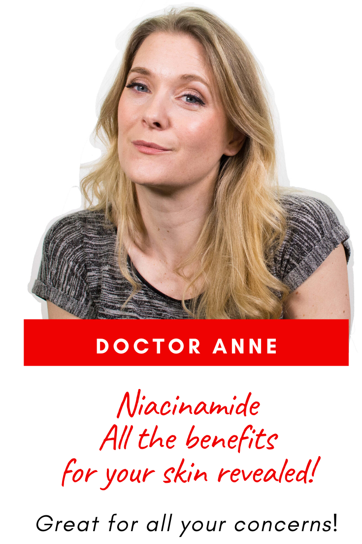 Niacinamide - What is it, how does it work and what are the benefits for your skin.