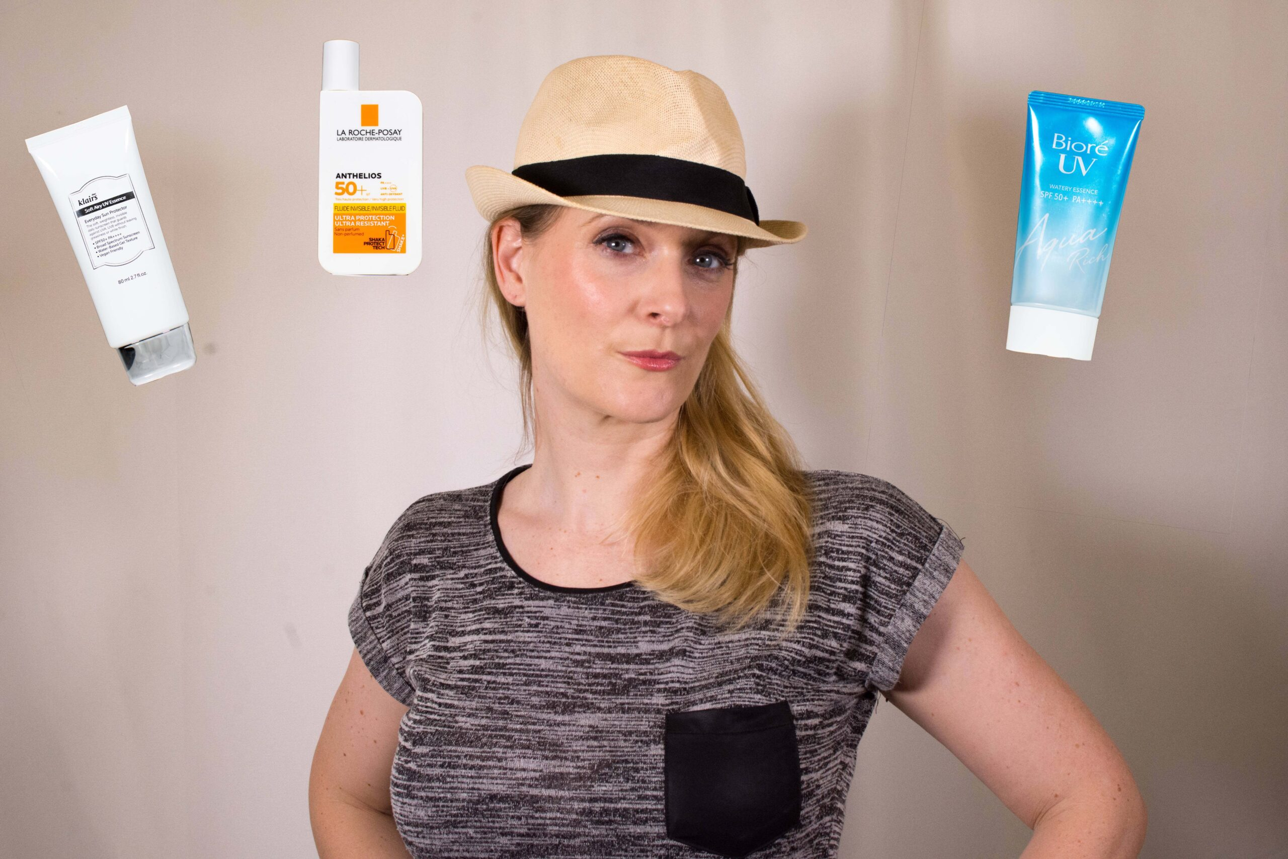 The best three everyday sunscreens for your face