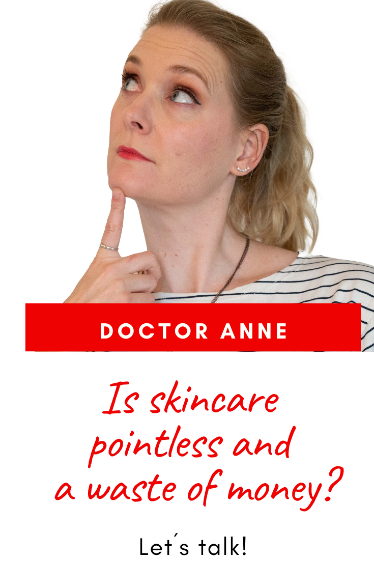 Can skincare cure acne?