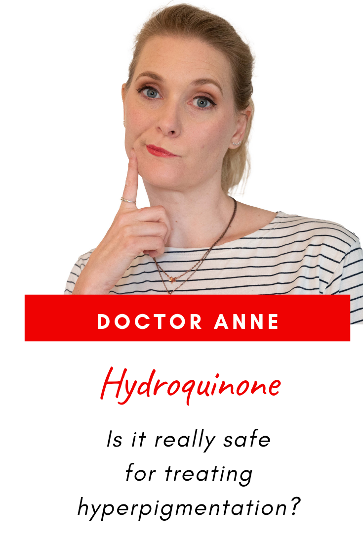Is Hydroquinone safe and effective for hyperpigmentation?