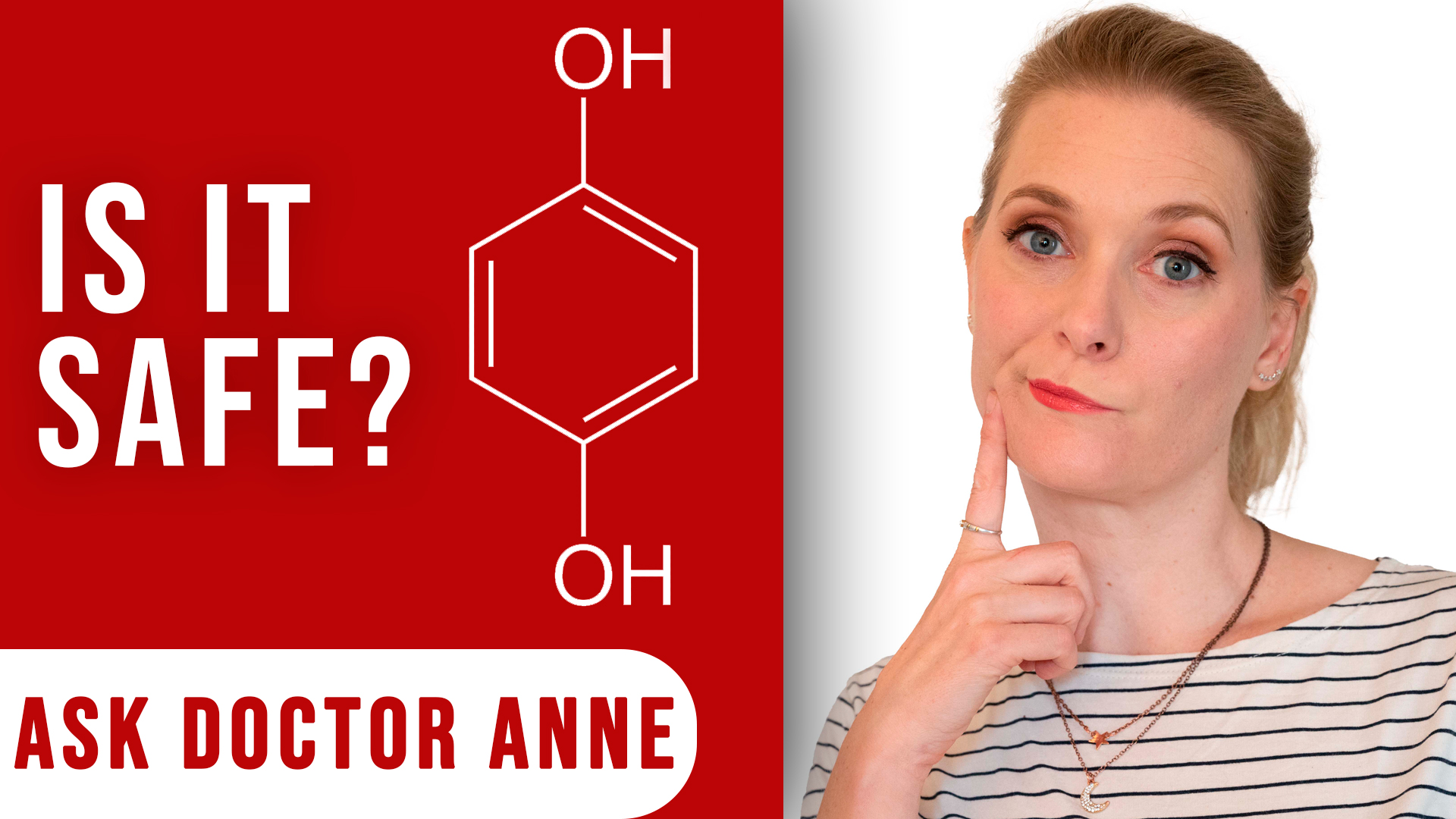 Is Hydroquinone safe and effective for treating hyperpigmentation?
