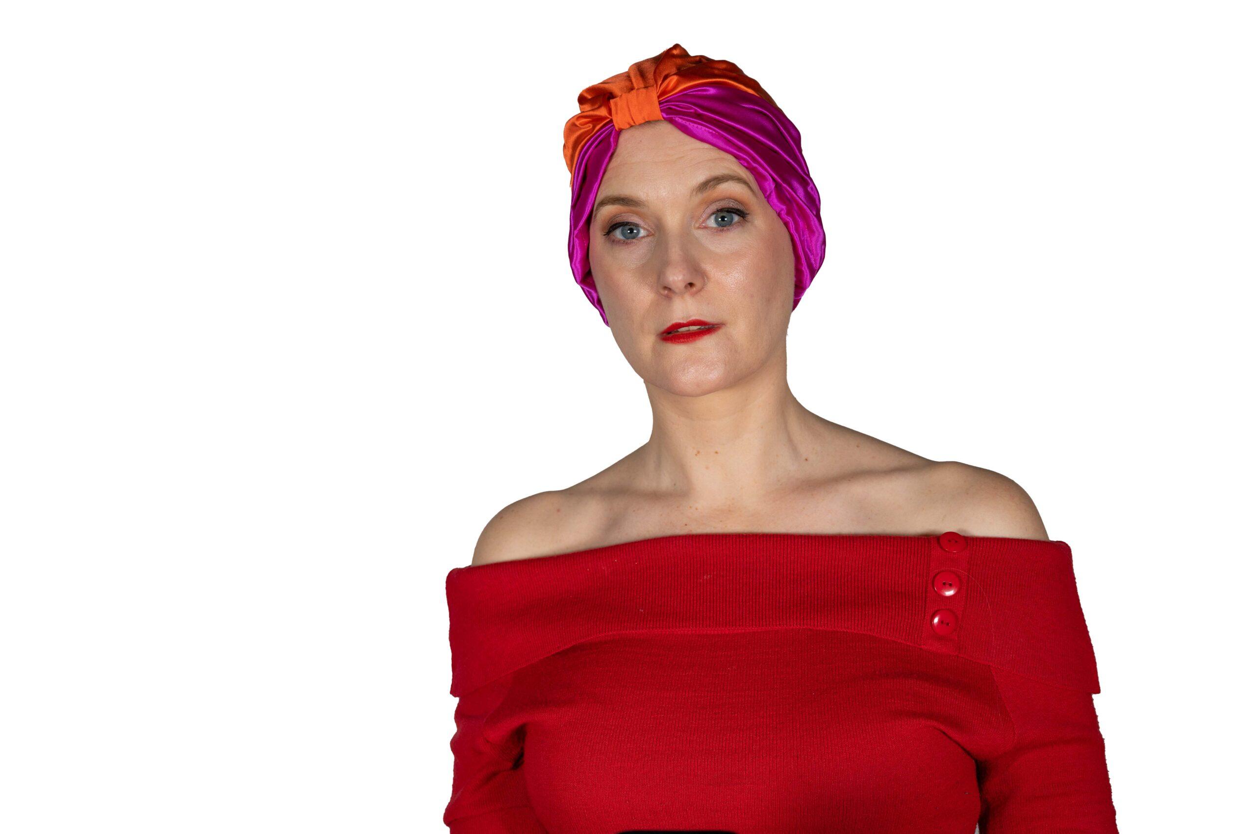 Silk London Hair Turban