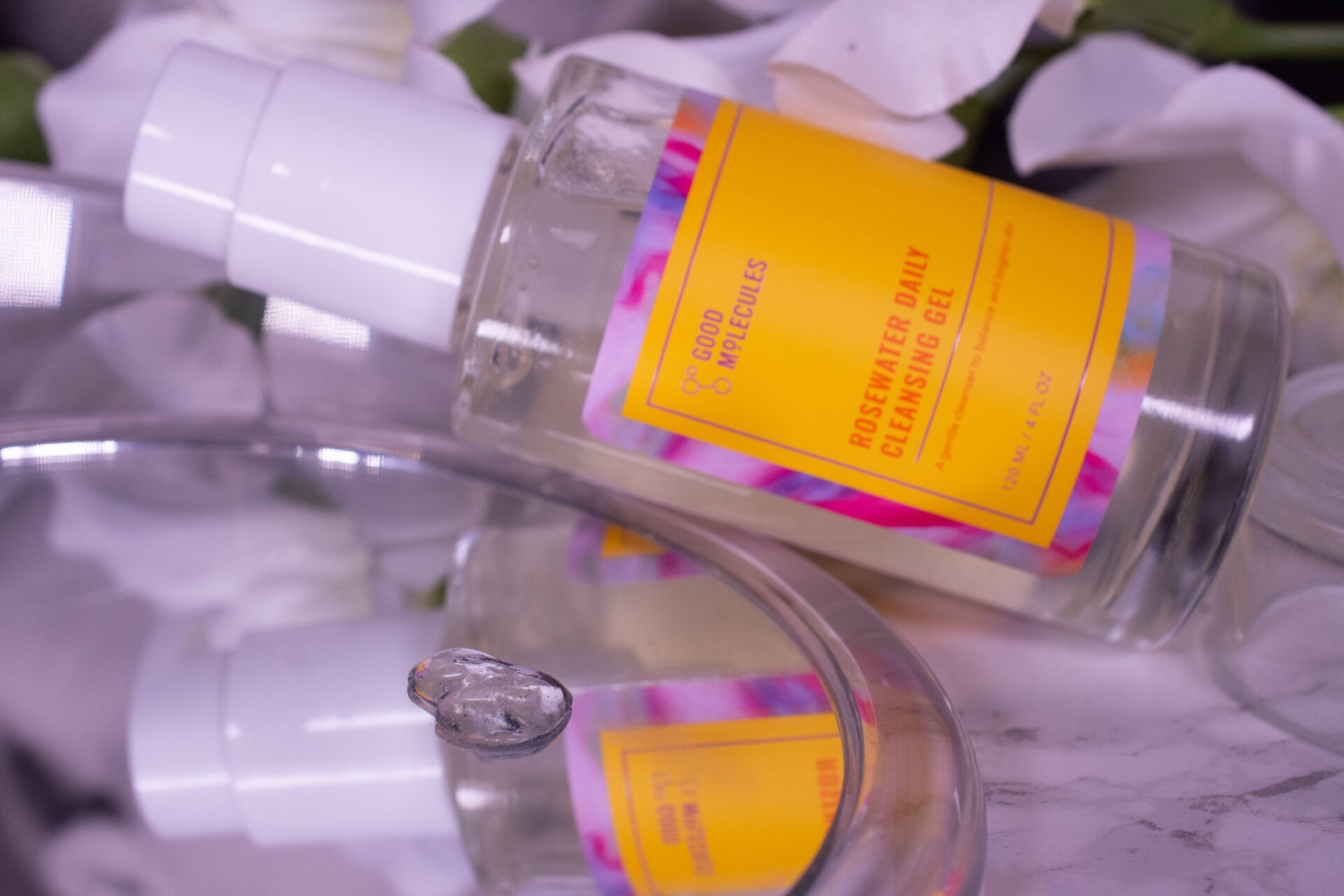 Good Molecules Rosewater Daily Cleansing Gel Review