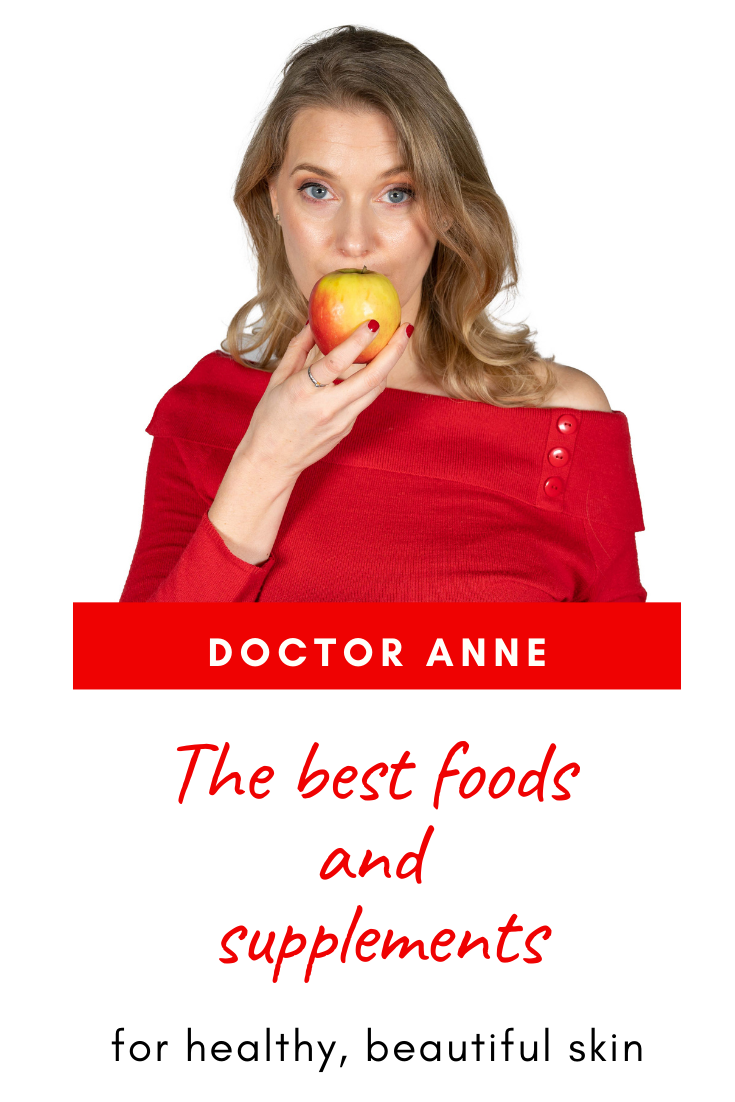 The best foods and supplements for healthy skin