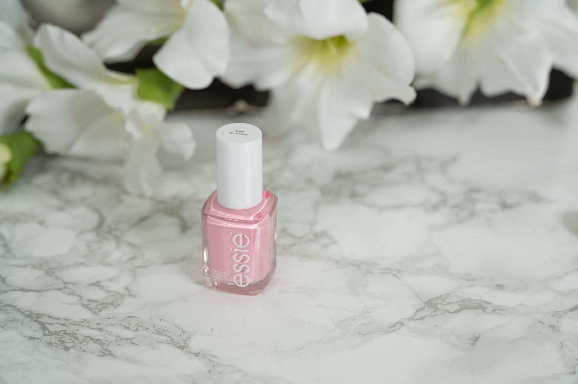 "Essie ""Free to Roam"" nail polish"
