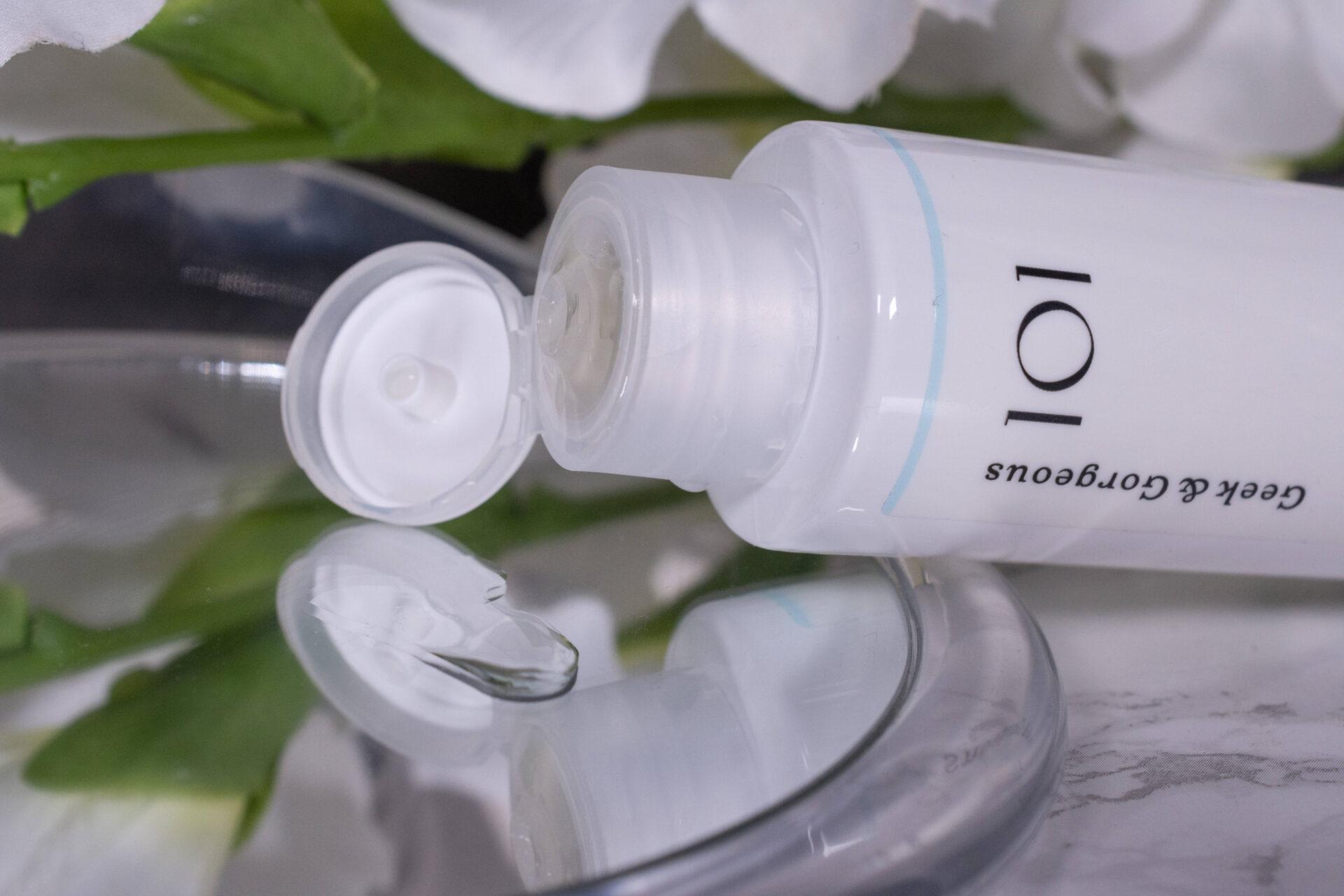 Geek & Gorgeous Liquid Hydration Toner