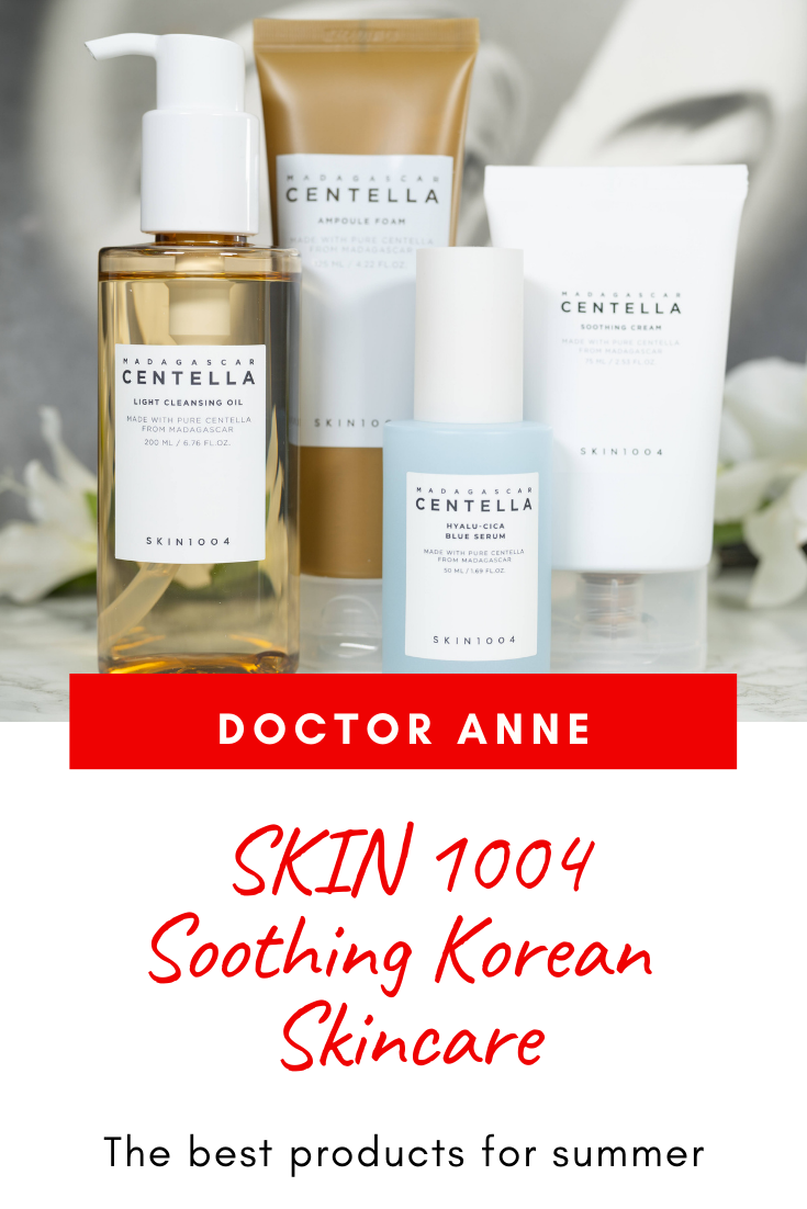 SKIN 1004 Overview