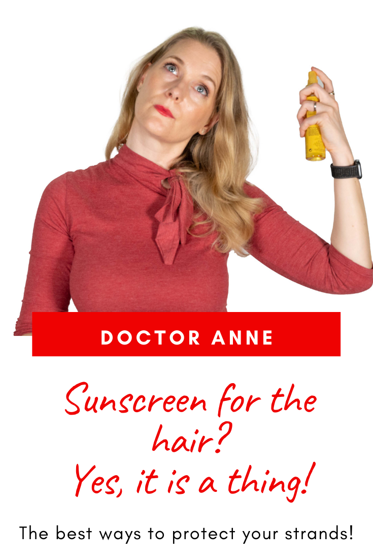 Why sunscreen for the hair is a thing and the best ways to protect your locks.