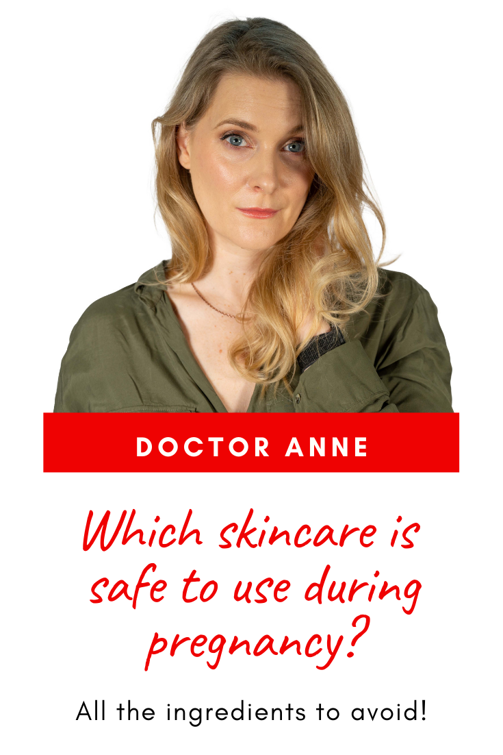 Which skincare is safe during pregnancy?
