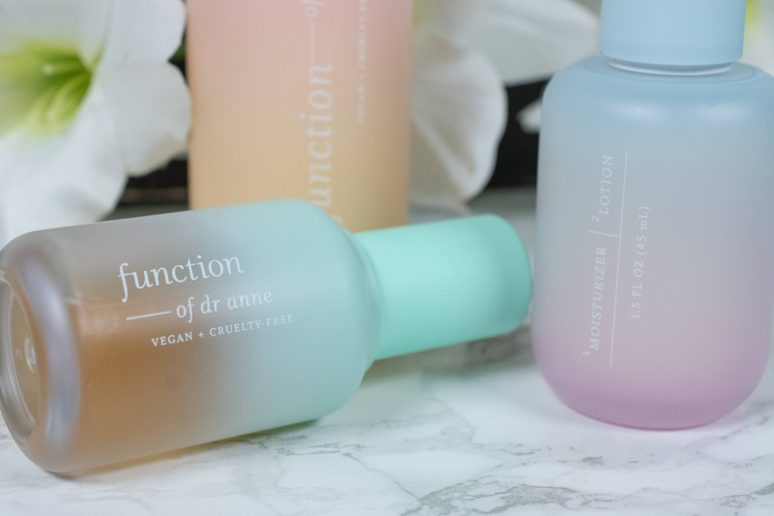 Function of Beauty Skincare